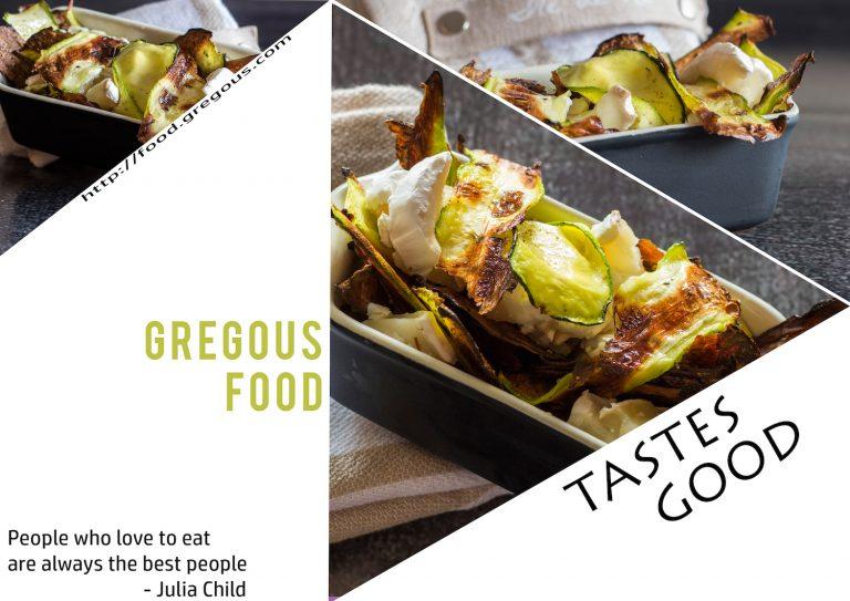 Gregous Food Flyer