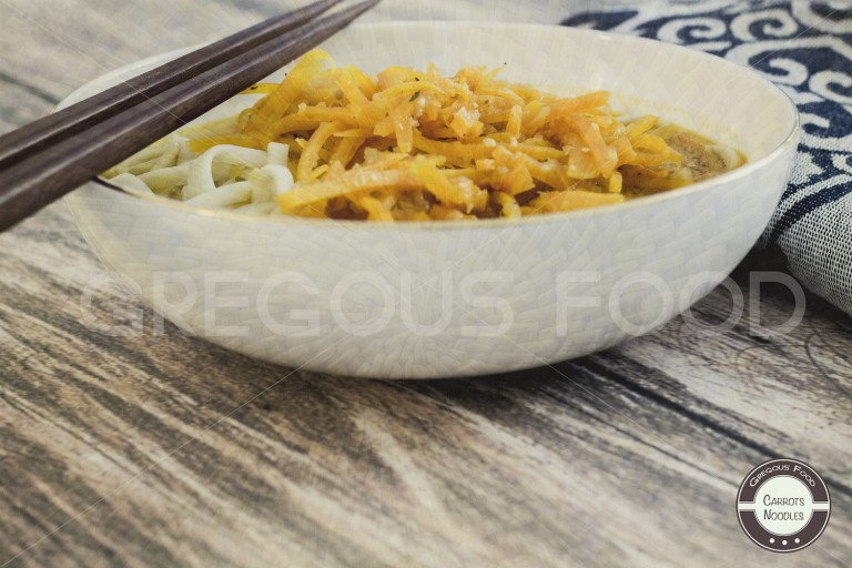 Carrots Noodles
