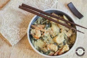 gambas-wakame-noddles-gregousfood3