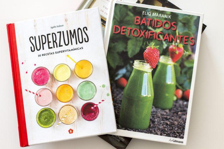 Drinks books – zumos