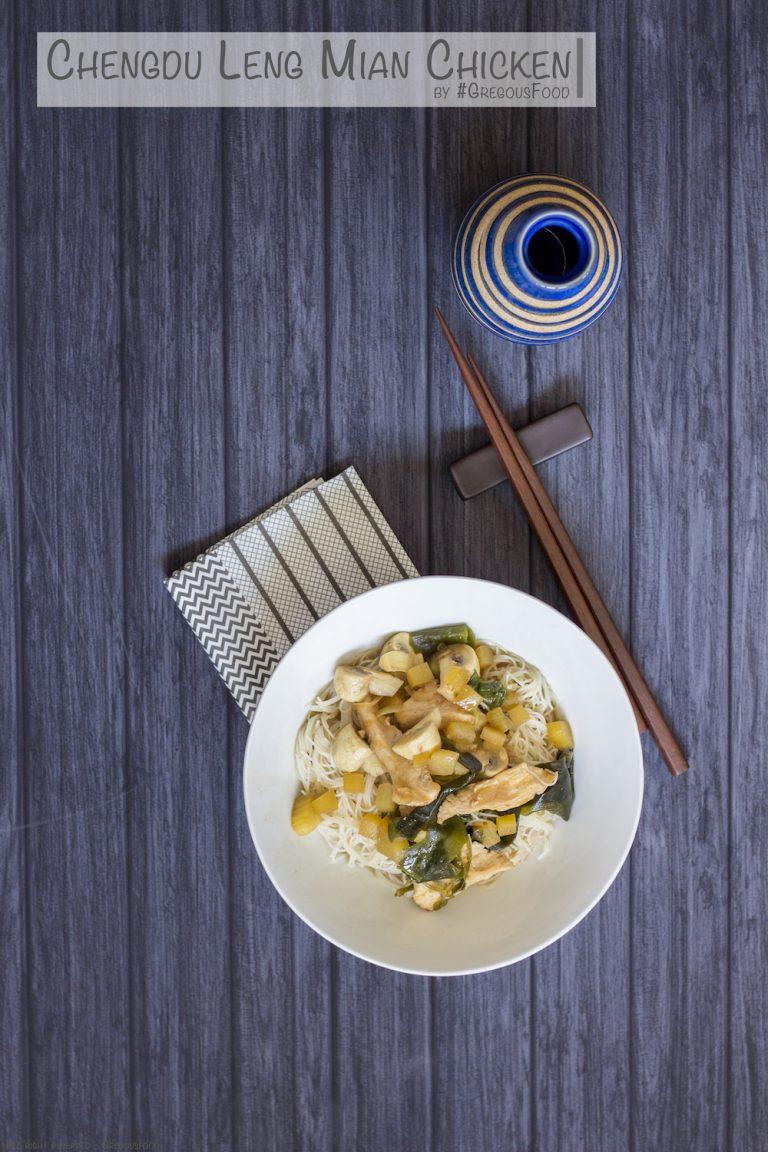 Chengdu Leng Mian Chicken – Cooking The Chef