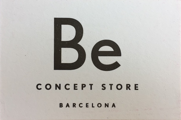 BE – Concept Store