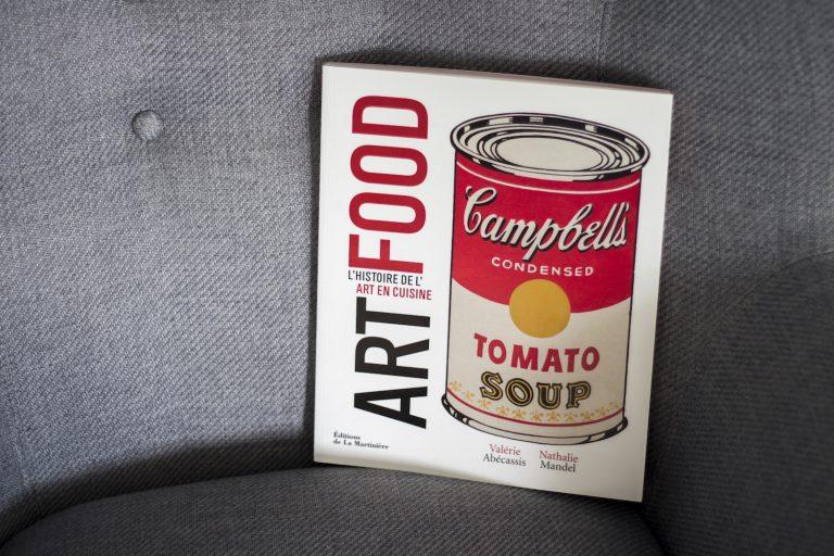 Cook book: Art Food