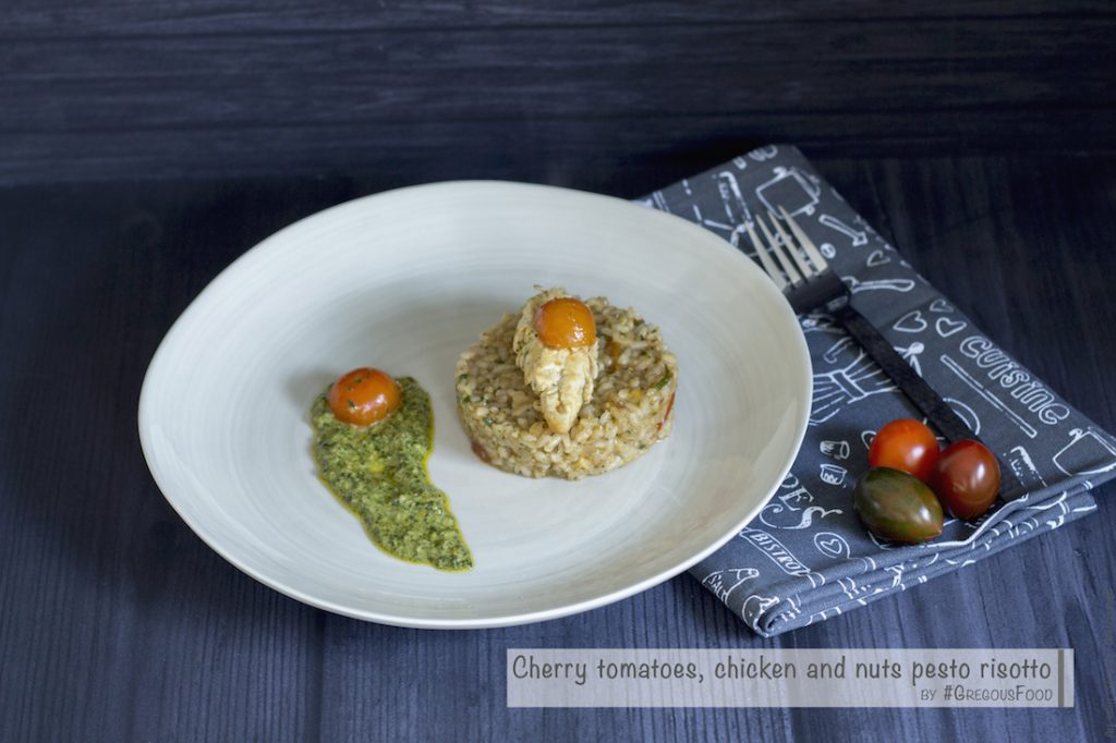 risotto-chicken-tomato-cherry-pesto-gregousfood2