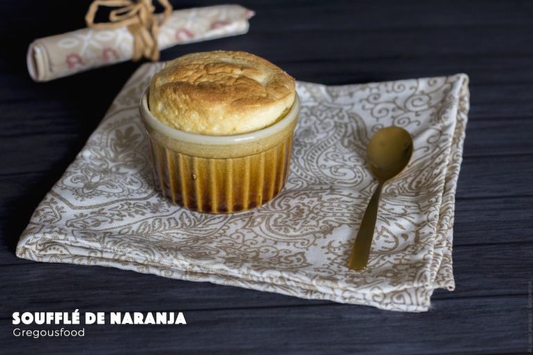 Soufflé de naranja – Cooking the Chef