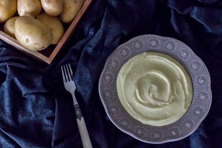 Purée de pomme de terre – Joël Robuchon